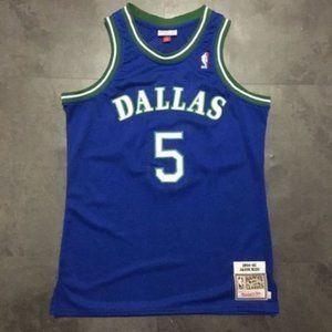 Jason Kidd #5 Dallas Mavericks Jersey